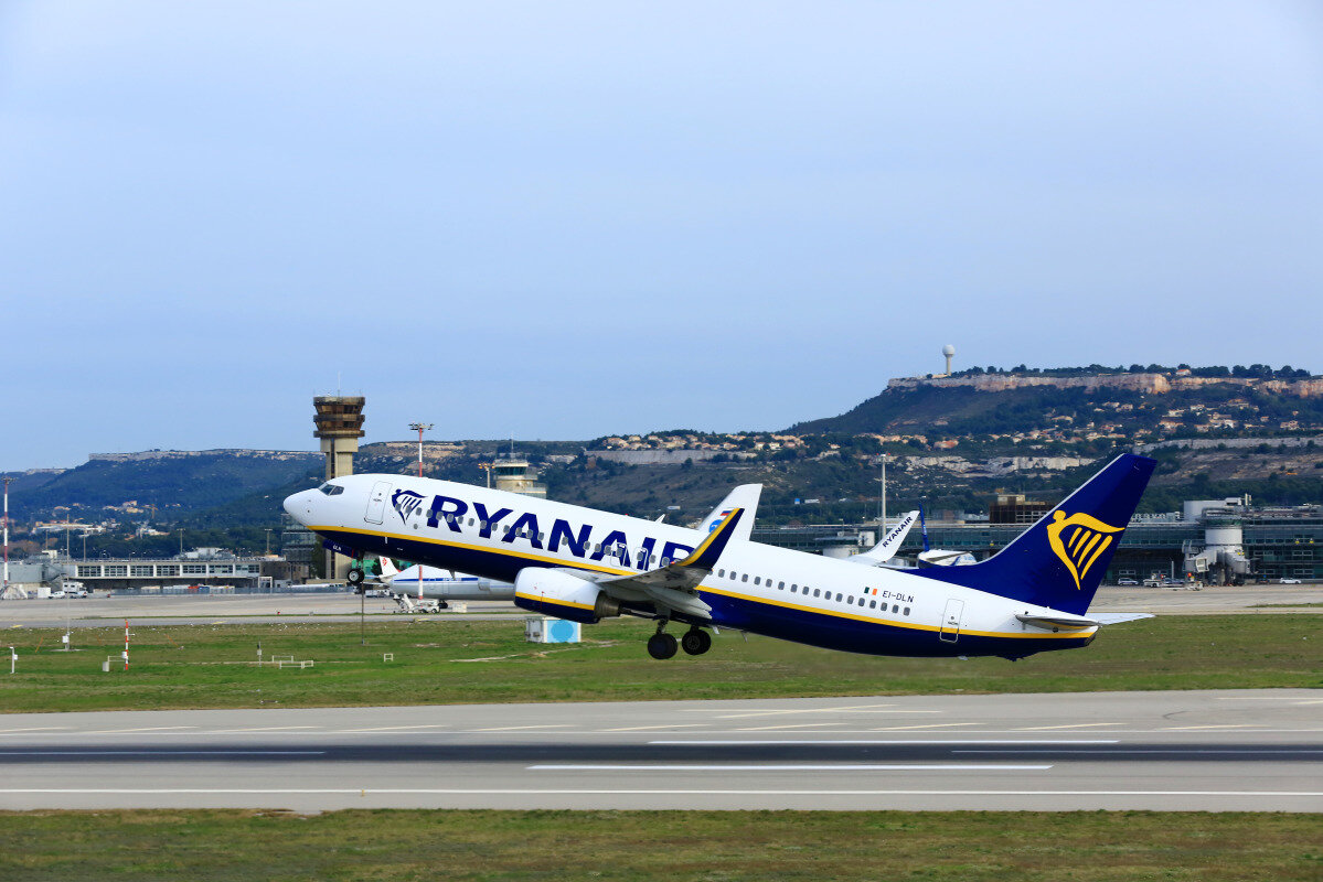[Translate to English:] Marseille aéroport ryanair destinations